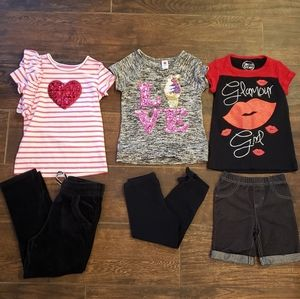 Girls outfits bundle